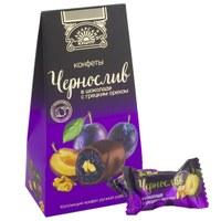 Чернослив в шоколаде, футляр 155 г